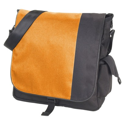 DadGear Sport Bag 2 Tone Orange
