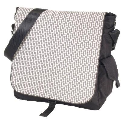 DaisyGear by DadGear Sport Bag Grey Dots