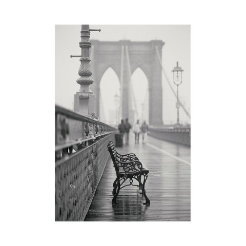 Art.com - Lonely Bench