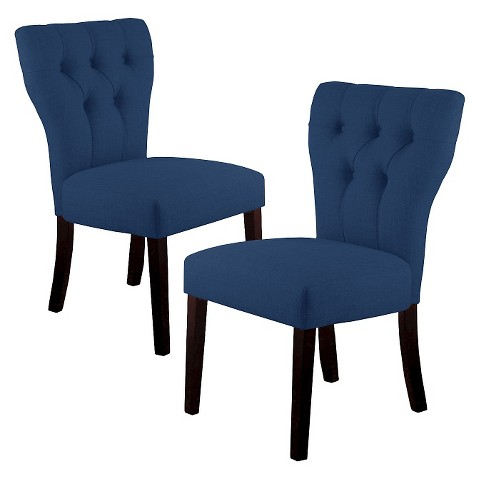 Marlowe Dining Chair Set of 2 Tar