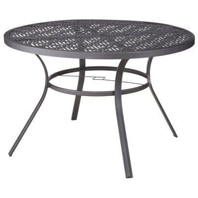 Harper Metal Round Patio Dining Table - Threshold™