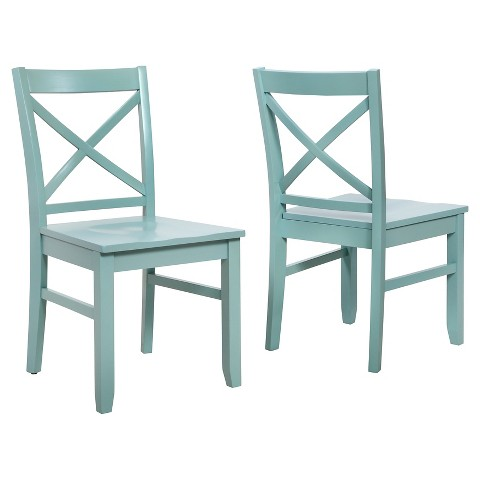 Threshold™ Carey Dining Chair Set of 2 Tar