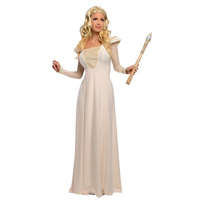 Women's Oz The Great And Powerful Deluxe Glinda  Costume