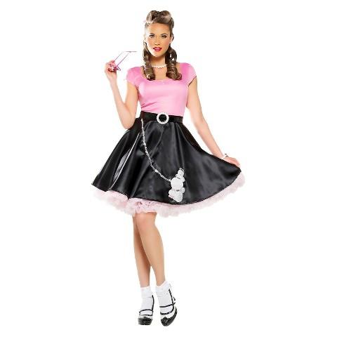 Women's 50's Sweetheart Costume