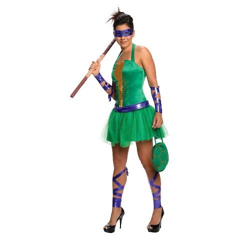 Women's Teenage Mutant Ninja Turtles Donatello Dress Costume