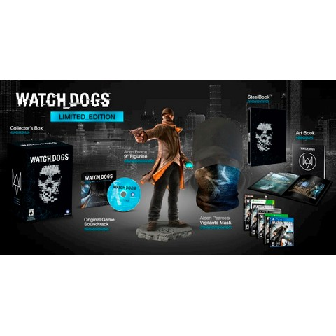 Watch Dogs Limited Edition (PlayStation 3)