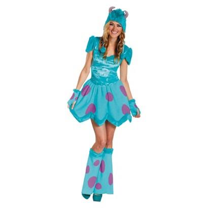 Women's Monsters University Sassy Sulley  Costume