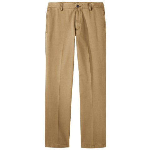 Haggar H26 Men's Straight Fit Original Chino Pants - Assorted Colors