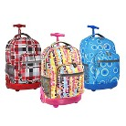 J-World Rolling Backpack Collection
