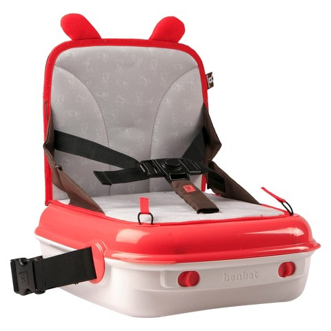 BenBat YummiGo Booster Seat & Storage Carry Case