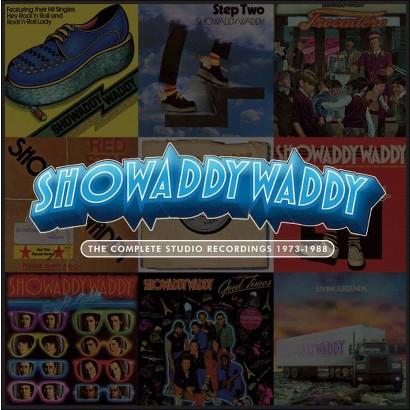 The Complete Studio Recordings: 1973-1988