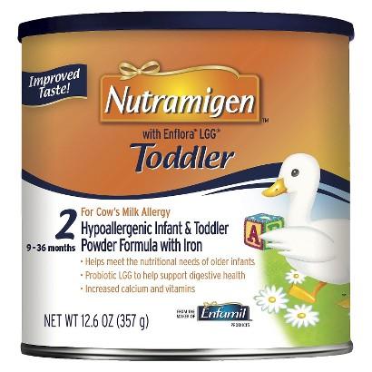 Enfamil Nutramigen Toddler Powder Formula 12.6oz (6 Pack)