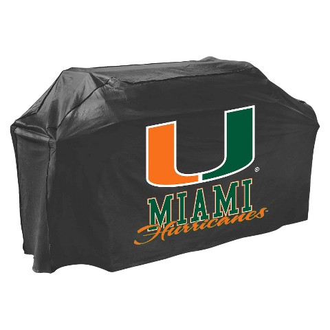 Mr. Bar B-Q - NCAA - Grill Cover, University of Miami Hurricanes