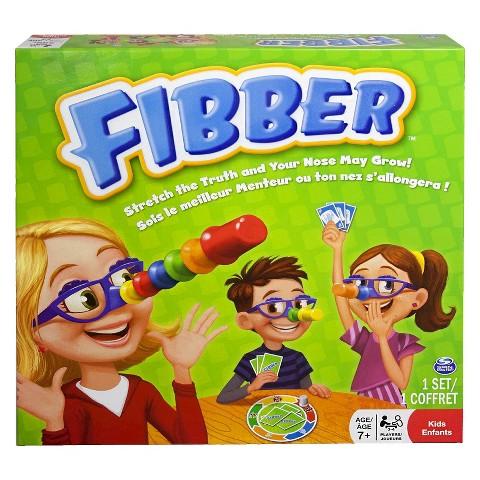 Spin Master Games - Fibber