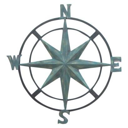 Threshold™ Compass Wall Decor
