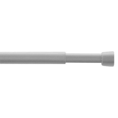 tension rod re 11 16 white target. Black Bedroom Furniture Sets. Home Design Ideas
