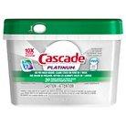Cascade® Platinum™ ActionPacs™ Fresh Scent Dishwasher Detergent 39 Ct