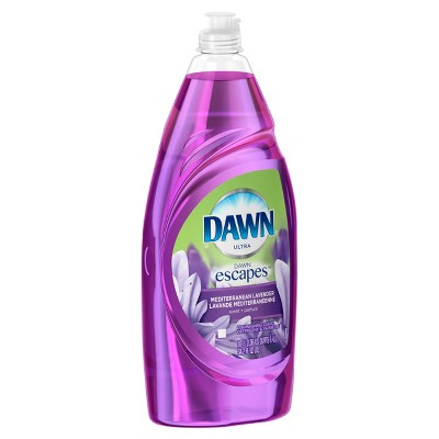 Dawn® Escapes™ Mediterranean Lavender Dishwashing Liquid 34.2 Oz