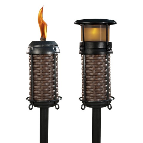 TIKI® Brand Flame and Solar Torch