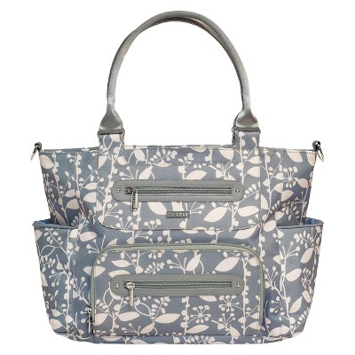 JJ Cole Caprice Diaper Bag - Ash Woodland