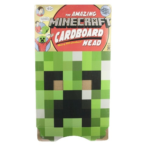 Minecraft Box Heads - Creeper