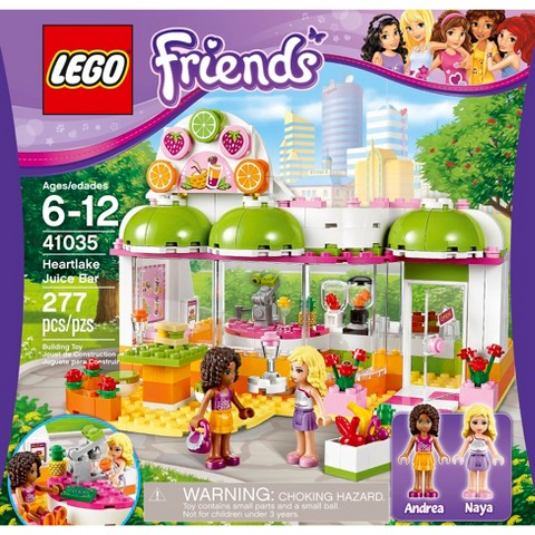 LEGO® Friends Heartlake Juice Bar 41035