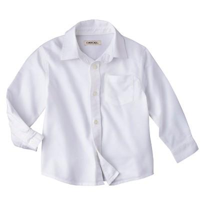Cherokee Infant Toddler Boys' Long-Sleeve Button Down Shirt