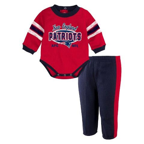 New England Patriots Infant Capri Pants