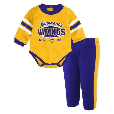 Minnesota Vikings Infant Capri Pants