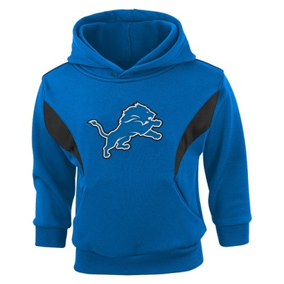 Detroit Lions Toddler Fleece Hooded Sweatshirt