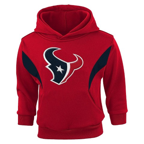 Houston Texans Toddler Fleece Hooded Sweatshirt