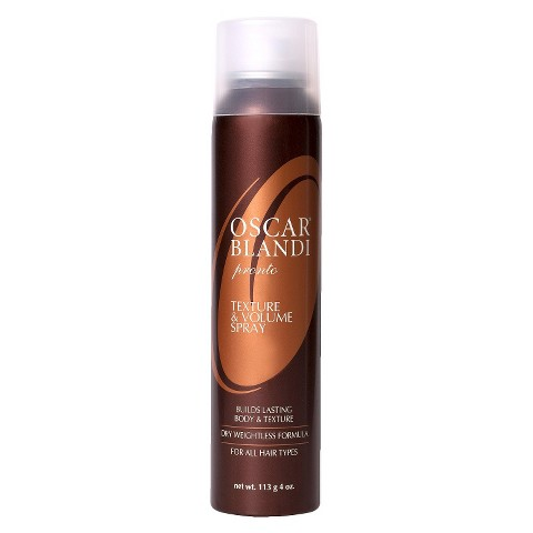 Oscar Blandi Texture & Volume Spray - 4.0 oz