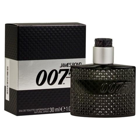 Men's 007 by James Bond Eau de Toilette - 1 oz