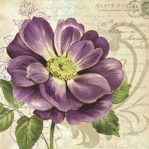 Art.com - Study in Purple