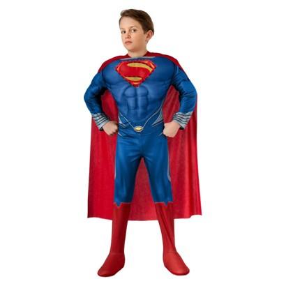 DLX Lightup Superman Child CSTM