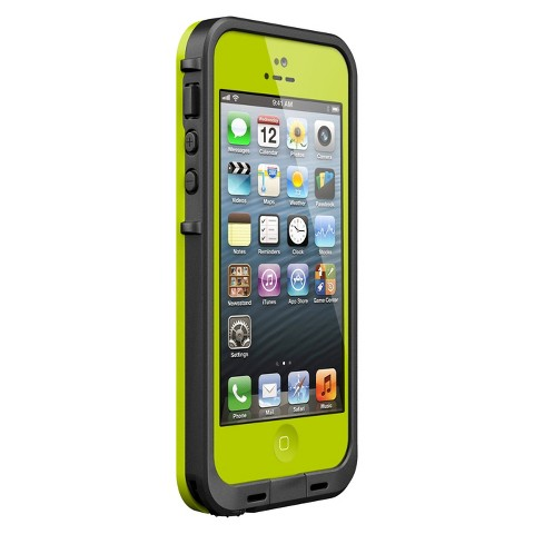 Lifeproof fr Cell Phone Case for iPhone 5 - Lime