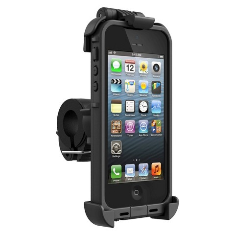 Lifeproof iphone 5 5s case bike amp bar mount product details page