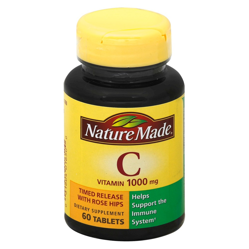 Nature Made Gel Cap Vitamin