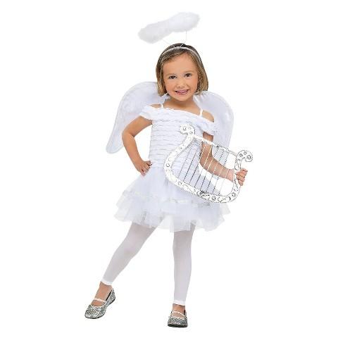 Infant/Toddler Girl Little Angel Costume