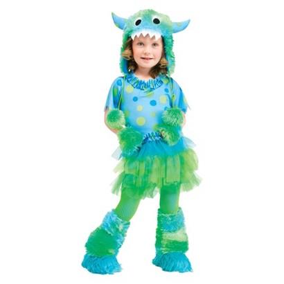 Infant/Toddler Monster Miss Costume