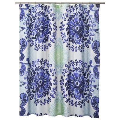 Boho Boutique™ Haze Medallion Shower Curtain