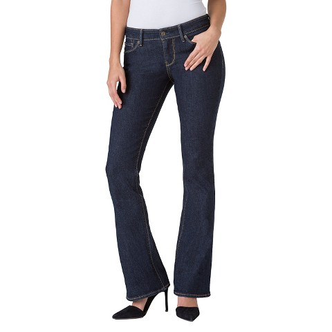 DENIZEN® Women's Essential Stretch Bootcut Jean - Limo