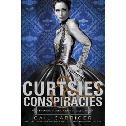 Curtsies & Conspiracies (Hardcover)