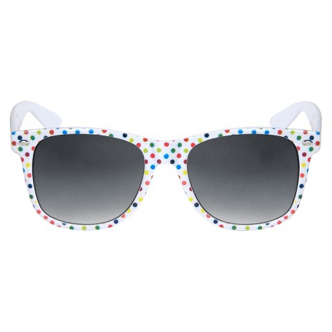 Women's Surf Dotted Surf Sunglasses - Multicolor