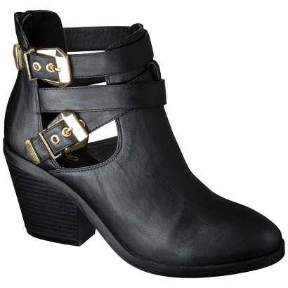 Excellent Marsll Womens Buckle Detailed Ankle Boot  Veexe