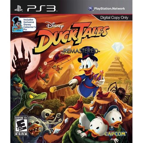 DuckTales Remastered Digital (PlayStation 3)