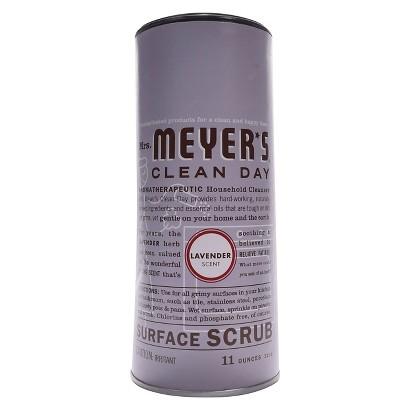 Mrs. Meyer's Clean Day Surface Scrub Lavender 11 oz