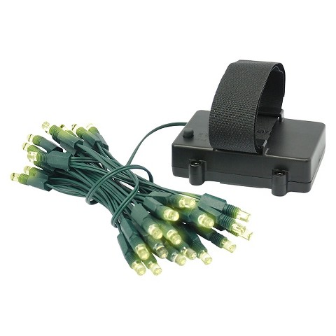 Threshold™ LED Stringlights - Battery Operated