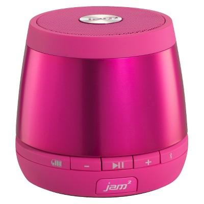 HMDX Jam Plus Bluetooth Wireless Speaker - Pink (HX-P240PK)
