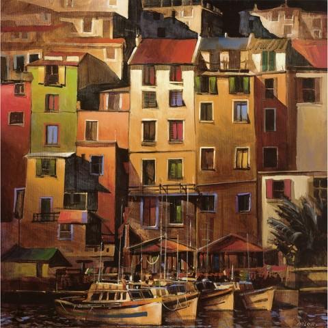 Art.com - Mediterranean Gold